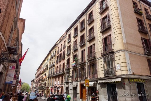 Calle Mayor 馬約爾街