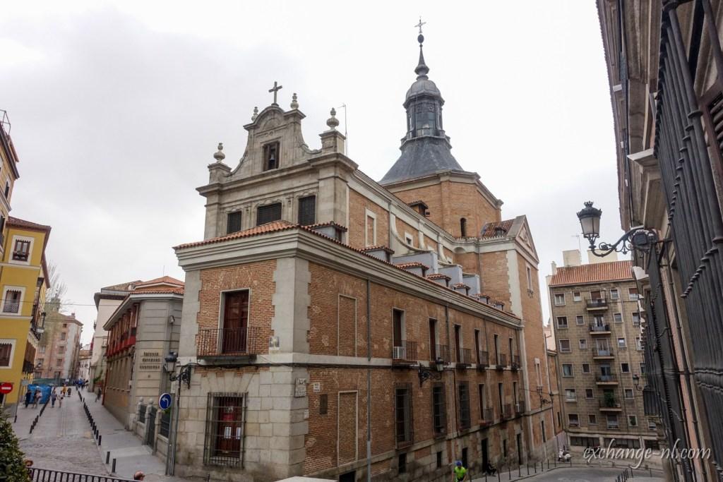 馬德里 聖體堂