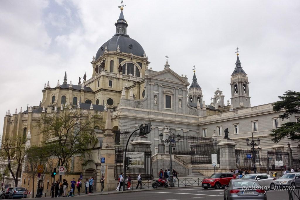 Catedral de la Almudena阿穆德納聖母主教座堂