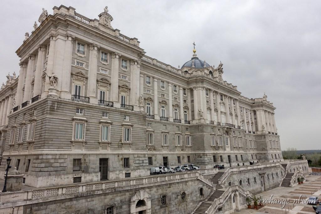 Palacio Real de Madrid 馬德里王宮