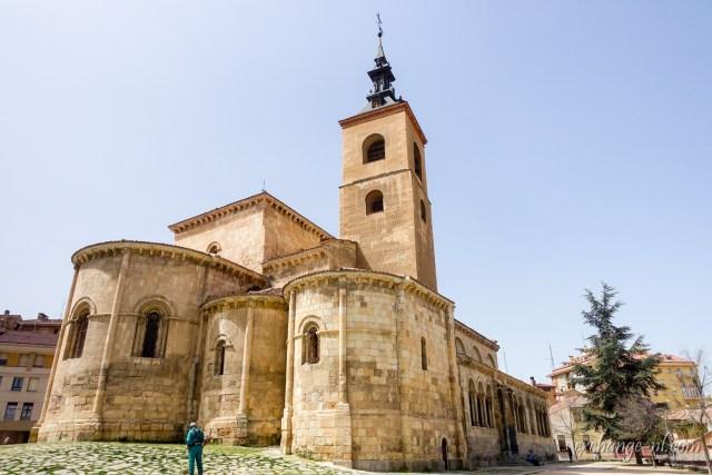 Parroquia de San Millán 塞哥維亞