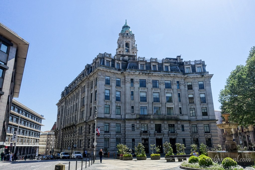Paços do Concelho (Porto City Hall) 波圖市政廳