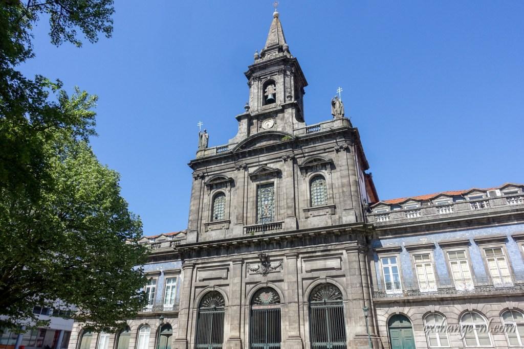 波圖三一教堂 Igreja da Santíssima Trindade (Trinity Church), Porto