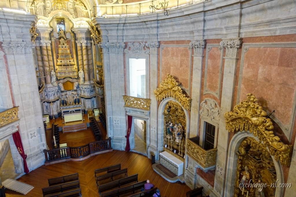 波圖教士教堂內部 Inside of Igreja dos Clérigos / Clérigos Church, Porto