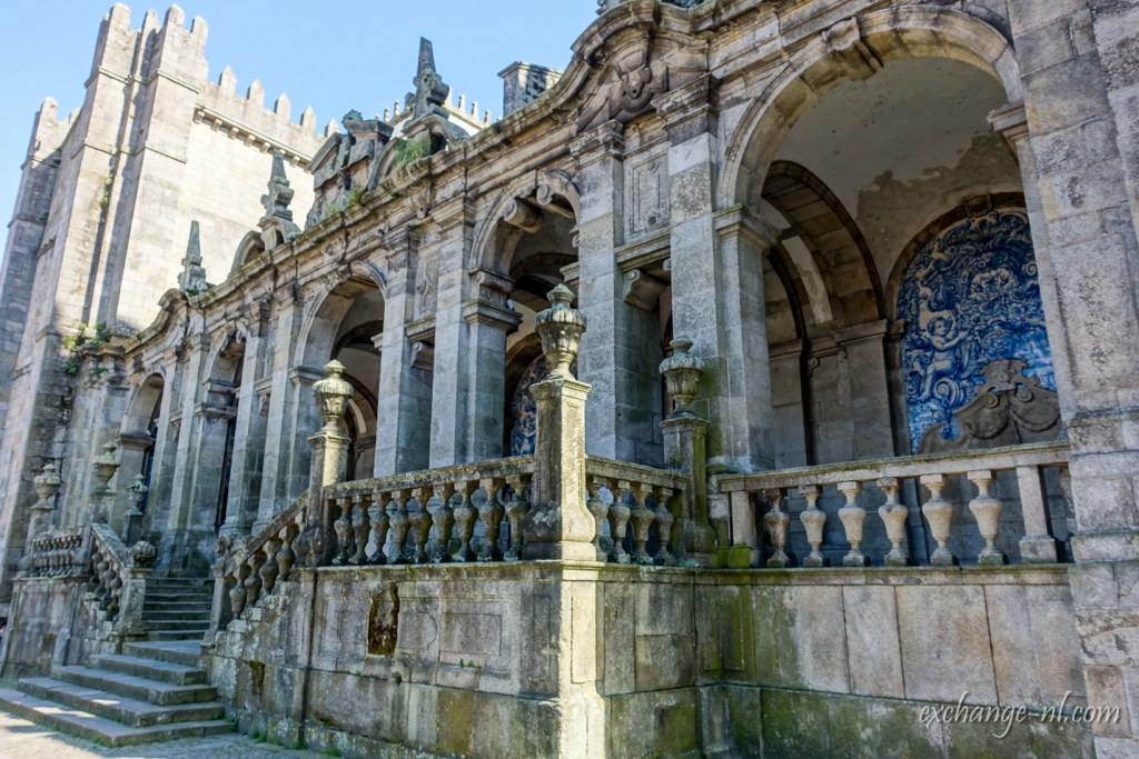 Sé do Porto (Porto Cathedral) 波圖主教座堂