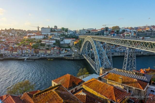波圖全景/天際線 Porto skyline