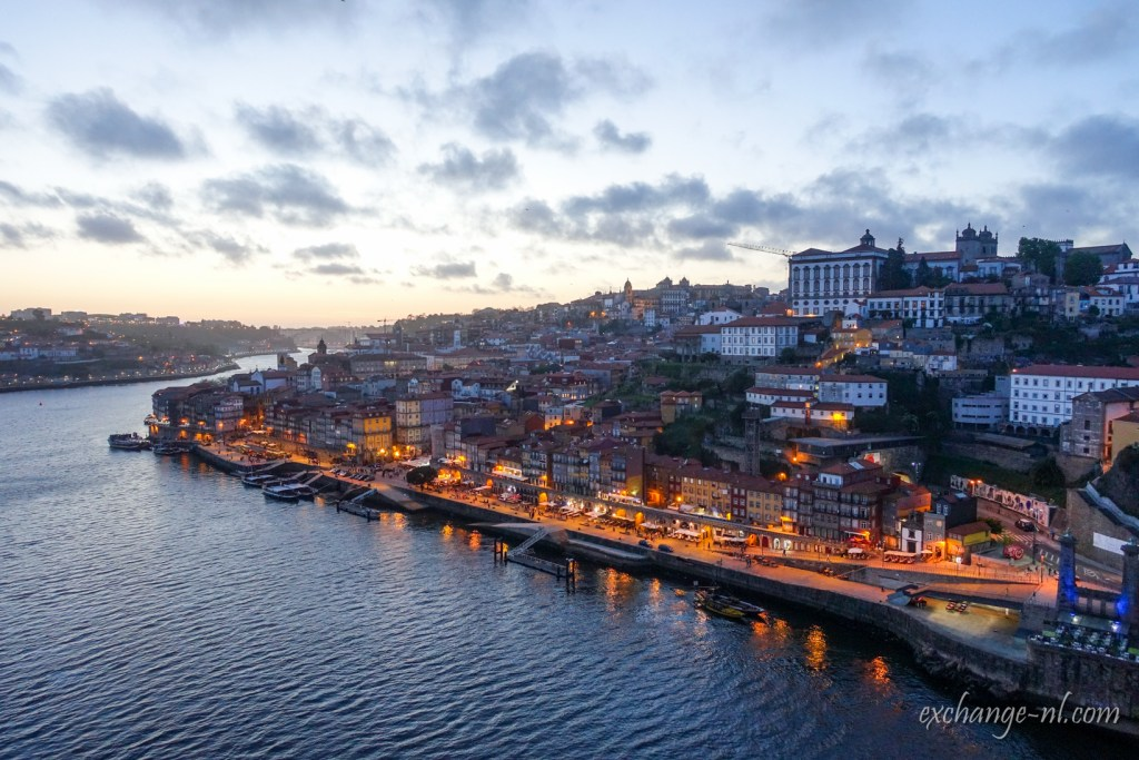 波圖河畔里貝拉區 Ribeira, Porto riverside