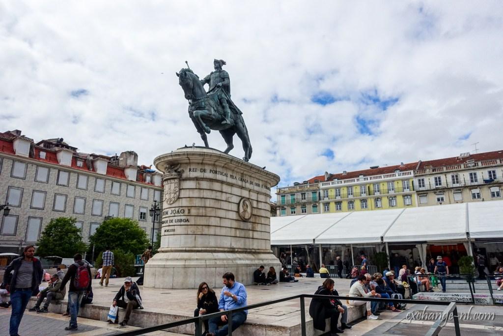 里斯本無花果樹廣場 Praça da Figueira