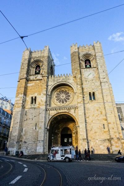 里斯本主教座堂 Sé de Lisboa (Lisbon Cathedral)