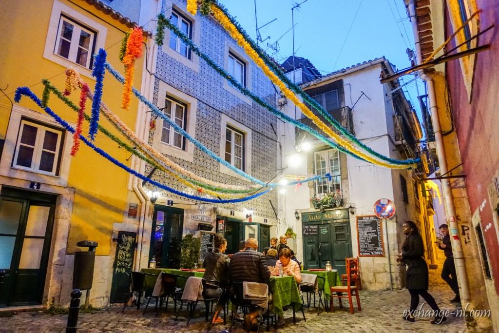 里斯本阿爾法瑪區 Alfama, Lisbon