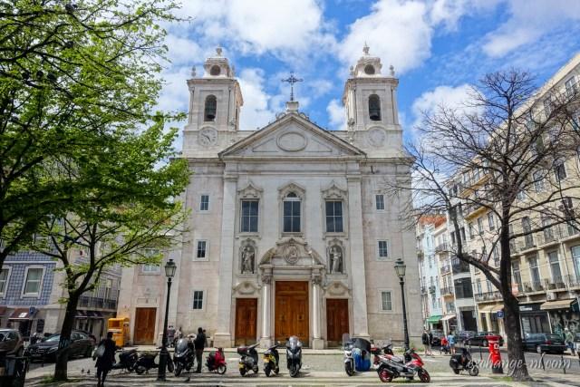 里斯本聖保羅教堂 Igreja de São Paulo, Lisbon