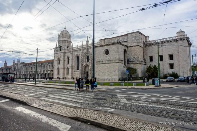 里斯本熱羅尼莫斯修道院 Mosteiro dos Jerónimos, Lisbon
