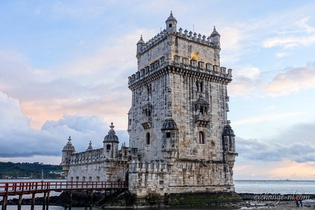 里斯本貝倫塔 Torre de Belém (Belém Tower), Lisbon