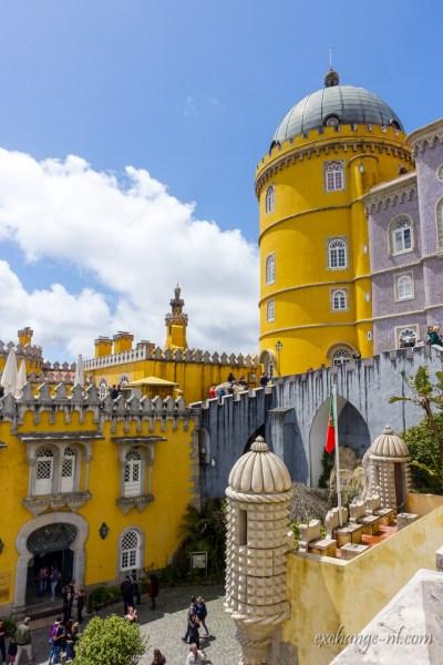 葡萄牙辛特拉佩納宮 Palácio Nacional da Pena / Pena Palace, Sintra