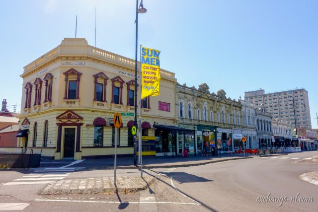 墨爾本威廉斯鎮大街 Nelson Place, Williamstown, Melbourne