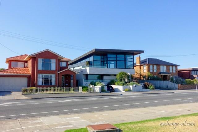 墨尔本威廉斯镇独立屋 Houses in Williamstown, Melbourne