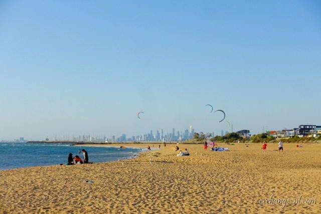 墨爾本布萊頓海攤 Brighton Beach, Melbourne