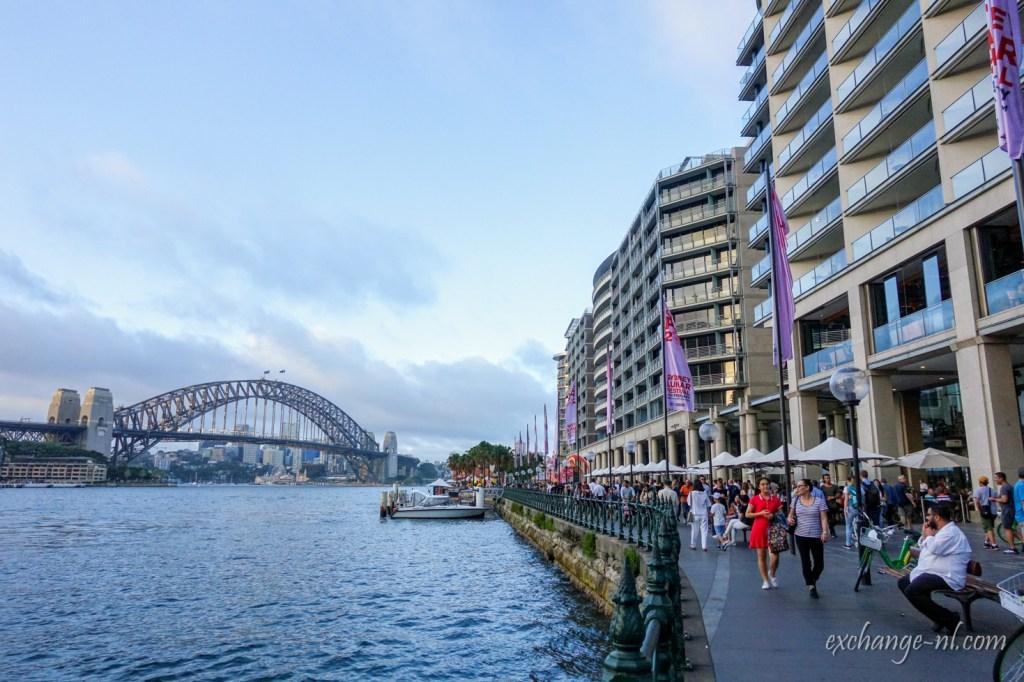悉尼港灣大橋 Sydney Harbour Bridge