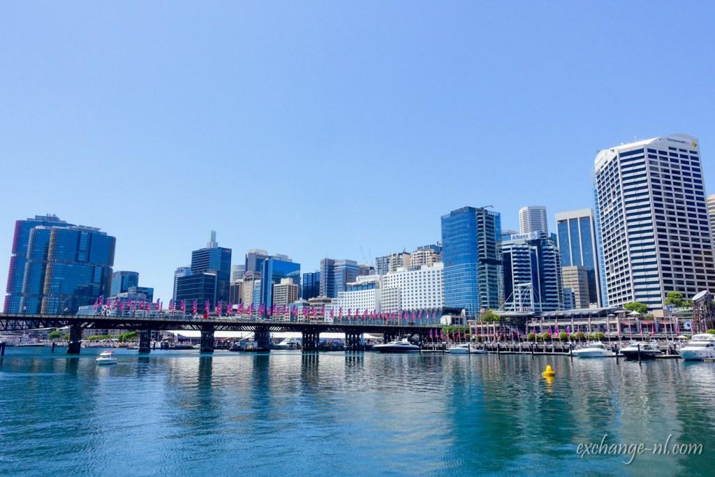 悉尼達令港(情人港) Darling Harbour, Sydney