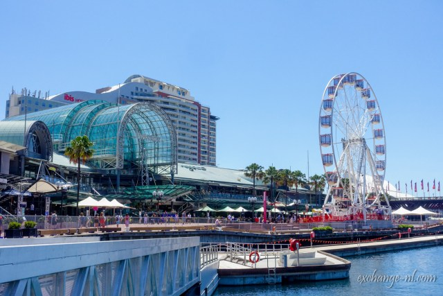 悉尼達令港(情人港)港口購物中心 Harbourside Shopping Centre, Darling Harbour, Sydney