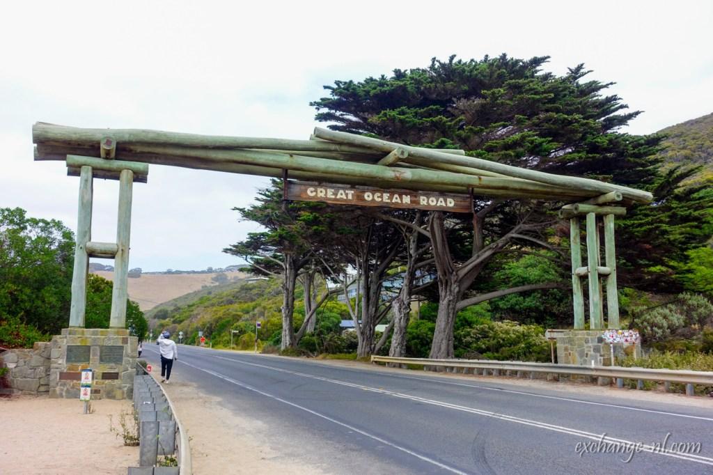 大洋路紀念拱門 Great Ocean Road Memorial Arch
