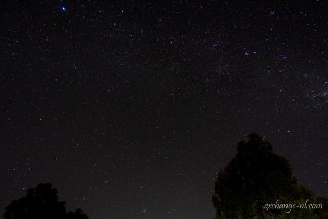 塔斯曼尼亞荷伯特星空 Starry Sky in Hobart, Tasmania