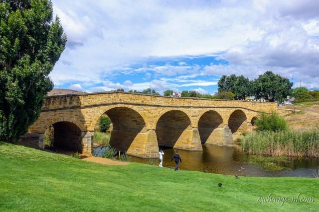 塔斯曼尼亞列治文橋(里士滿橋/里奇蒙橋) Richmond Bridge, Tasmania