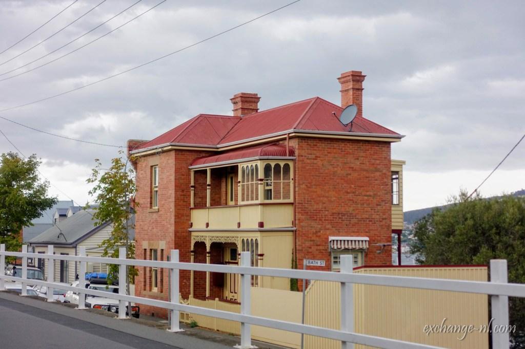 塔斯曼尼亞荷伯特砲台岬/巴特里角/百特立角 Battery Point, Hobart, Tasmania
