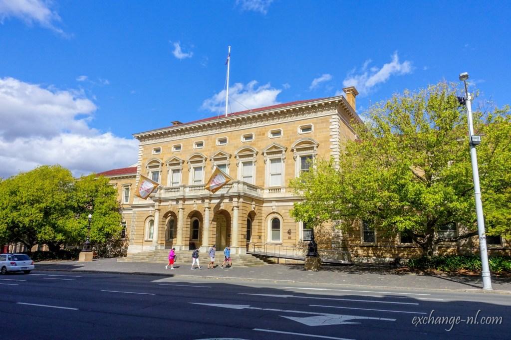 塔斯曼尼亞荷伯特市政廳 Hobart Town Hall, Tasmania