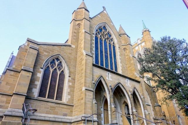 塔斯曼尼亞荷伯特聖大衛大教堂 St David's Cathedral, Hobart, Tasmania