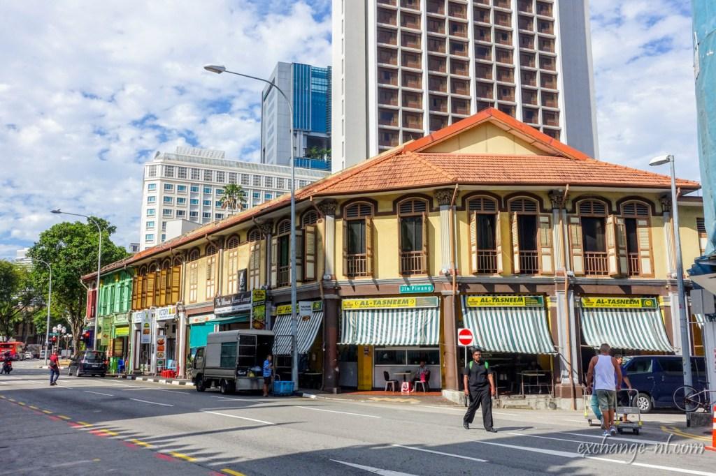 新加坡甘榜格南(阿拉伯區)Kampong Glam, Singapore