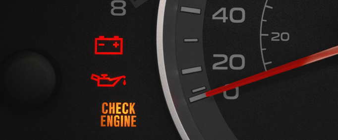 Engine Warning Lights