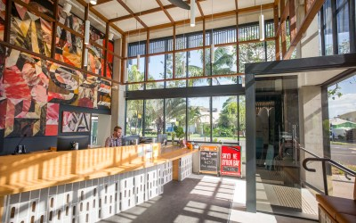 Byron Bay YHA re-opens with new design and larger capacity