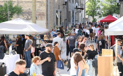 Alleyways Market in the Exchange – August 2, 2019