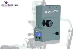 SLT Solutis - Tratamiento para el glaucoma sin cirugía