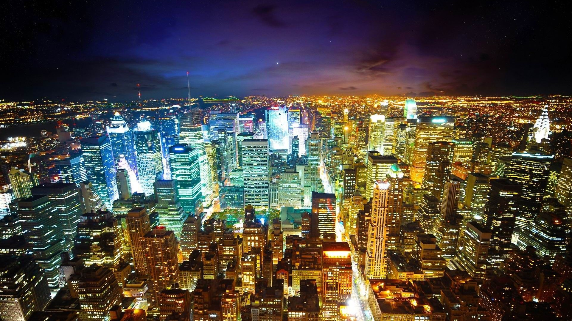 city scape-exciting-wallpapers