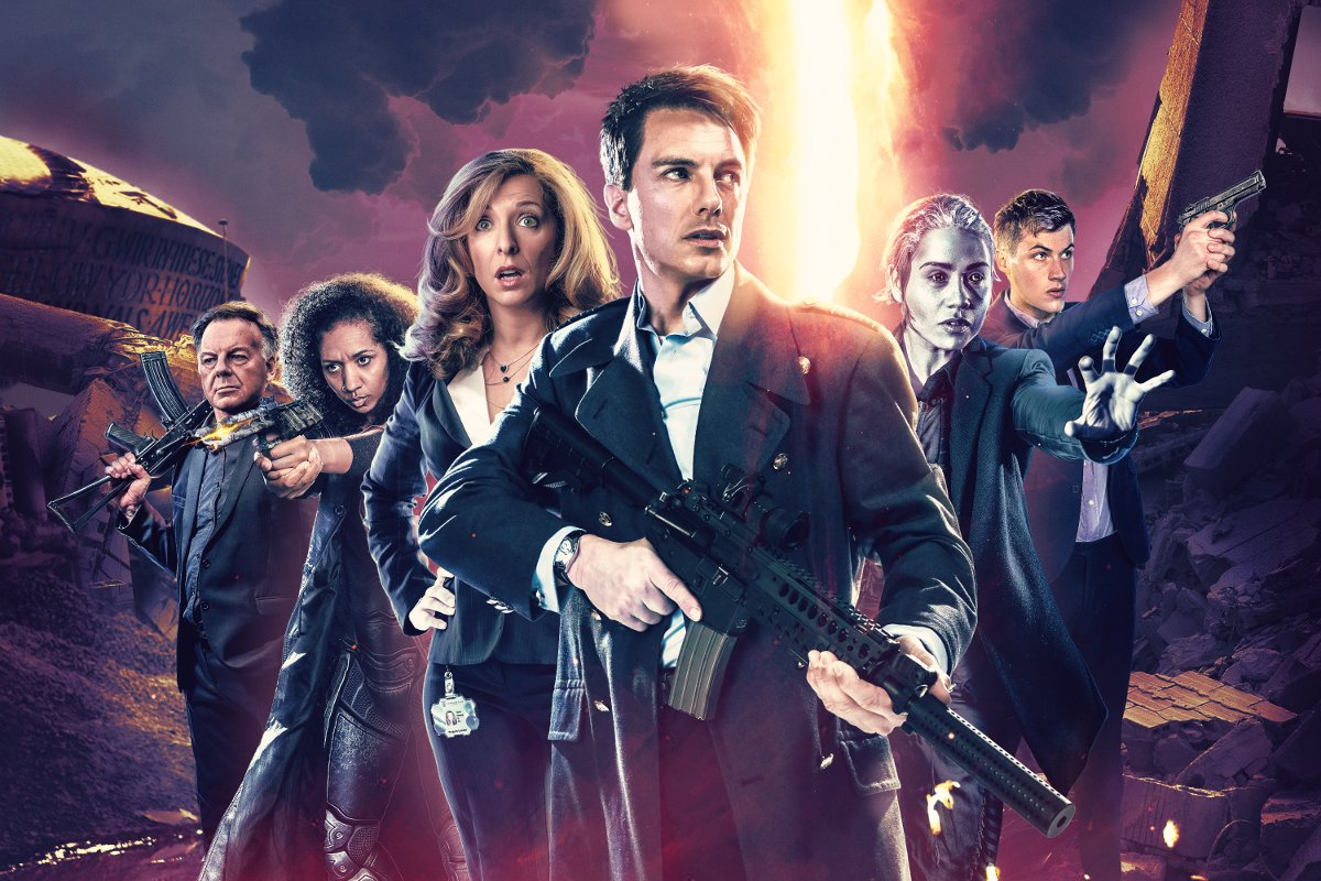 Torchwood: Series 6 – God Among Us