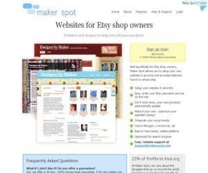 Etsymakerspot