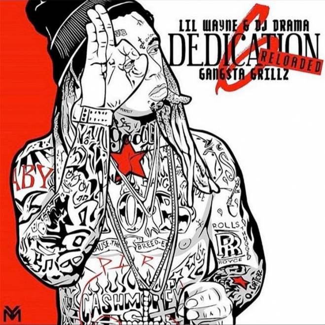 "Lil Wayne Shares 'Dedication 6: Reloaded' Song ""Big Bad Wolf"""