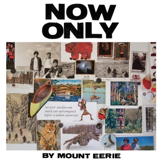 """Mount Eerie Announces 'Now Only' LP, Shares """"Distortion"""""""