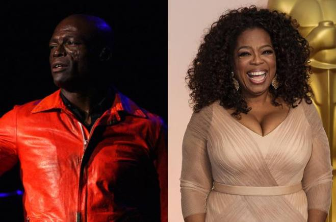 Seal Apologizes for Going After Oprah on Instagram
