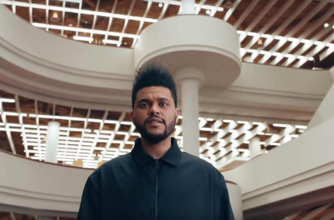"""The Weeknd Cut Ties with H&M After Being """"Deeply Offended"""" by Racist Ad"""