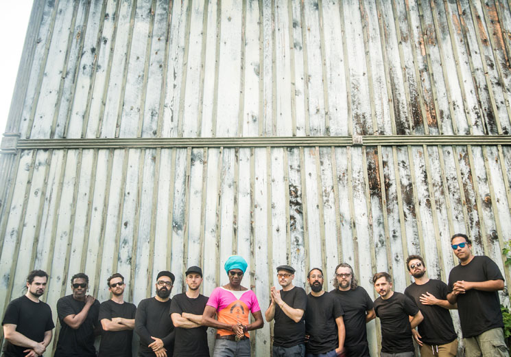 Antibalas Avoid Trump to Make Timeless Political Points