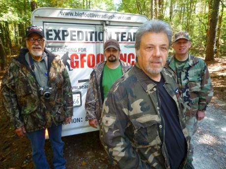 Shooting Bigfoot - Directed by Morgan Matthews