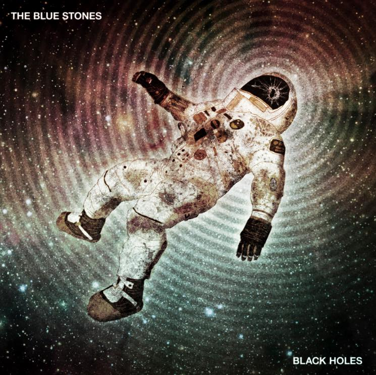 The Blue Stones Black Holes Solid Ground