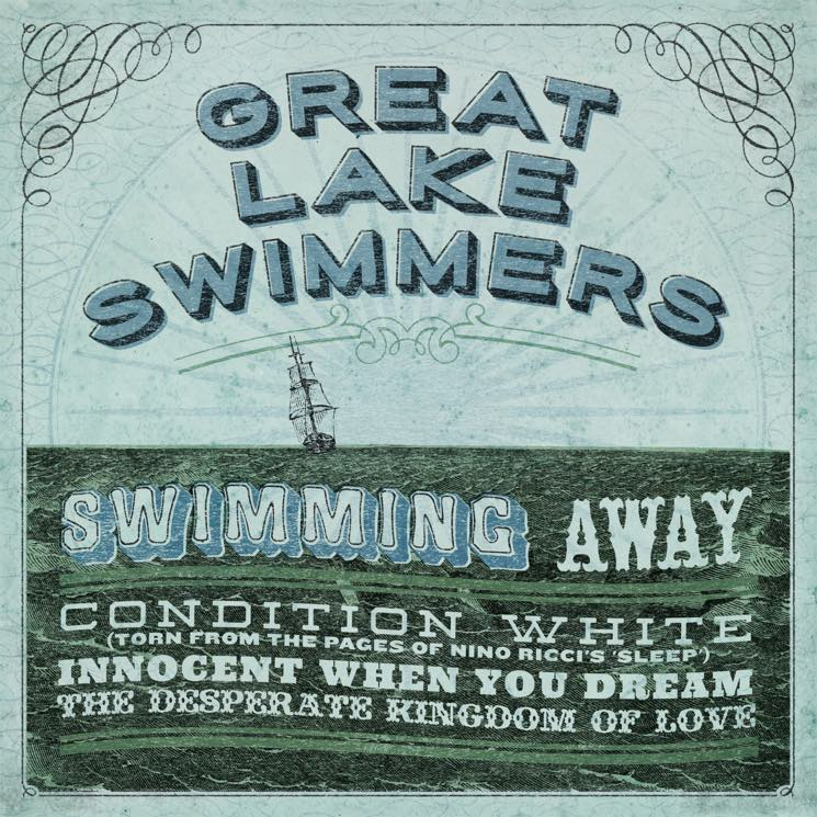 Great Lake Swimmers'Swimming Away' (EP Stream)
