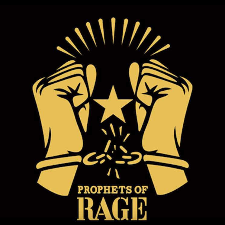 Review: The Party's Over EP – Prophets of Rage | Yr Album's a Sucker