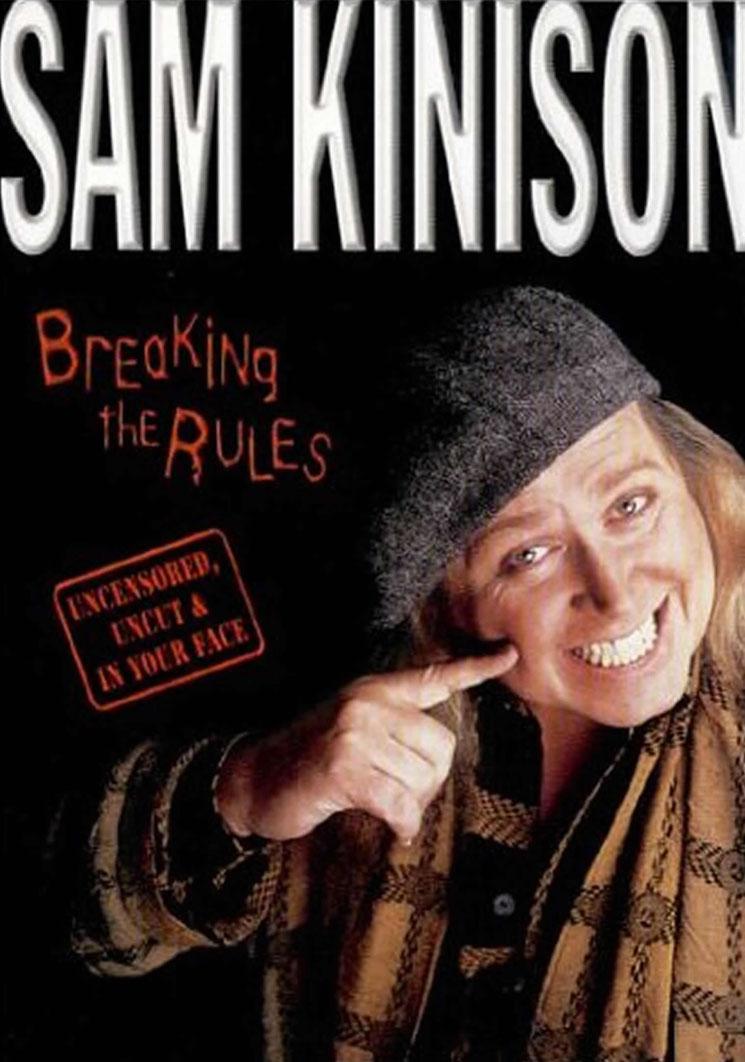 Sam KinisonBreaking the Rules