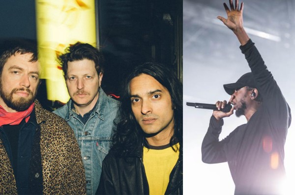 "Yeasayer Sue Kendrick Lamar and the Weeknd over ""Pray for Me"" Sample"