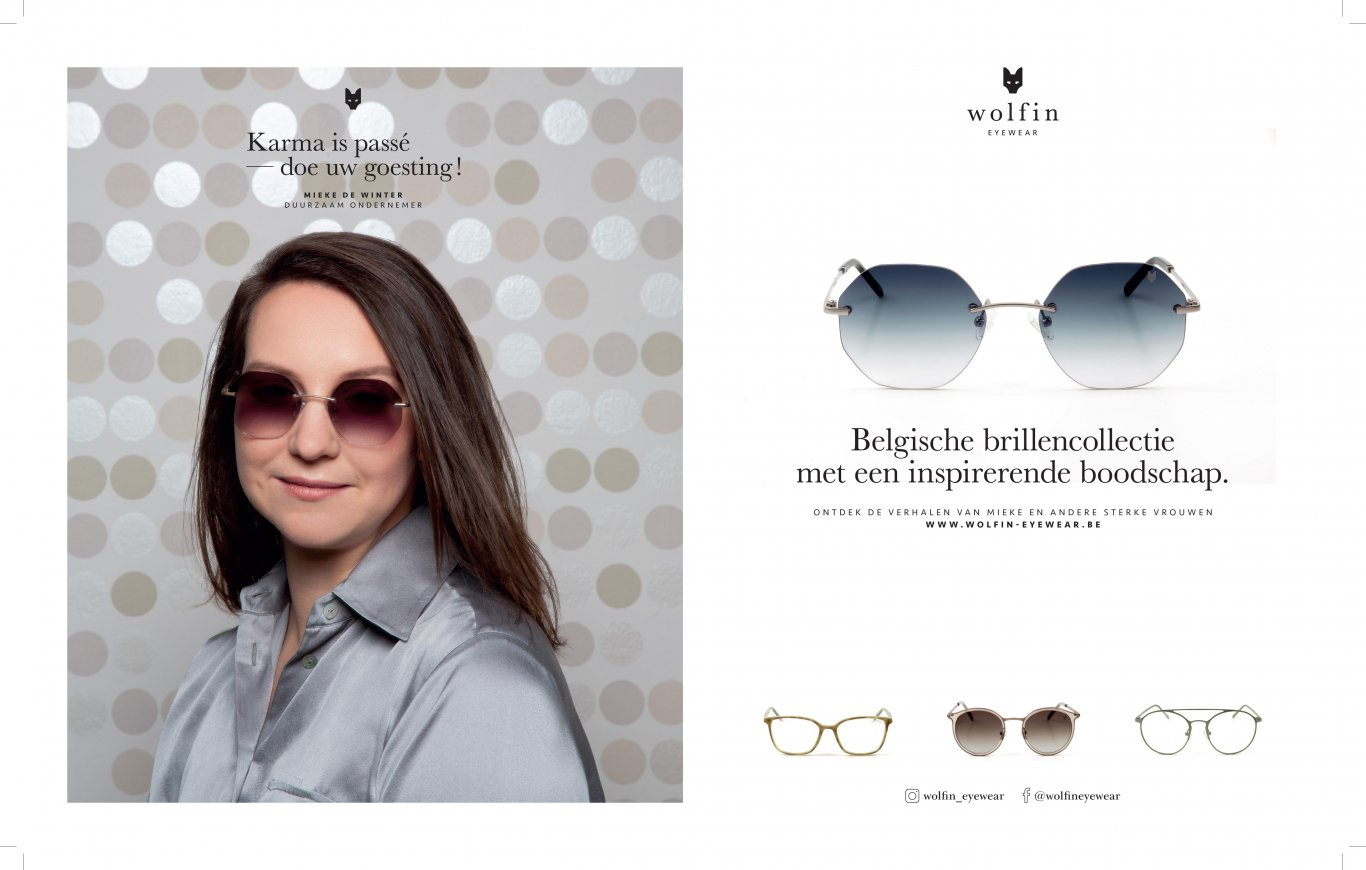 Wolfin Eyewear – Klaar voor de zomer!